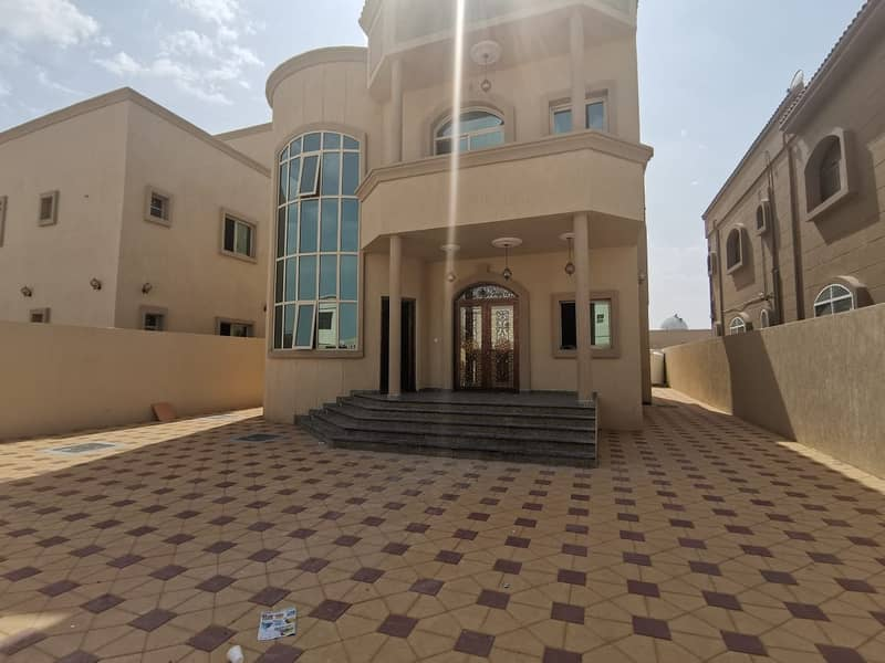 Villa for sale of the most luxurious villas in Ajman market high quality designs plush materials%