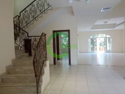 Well maintained villa with private gardens.