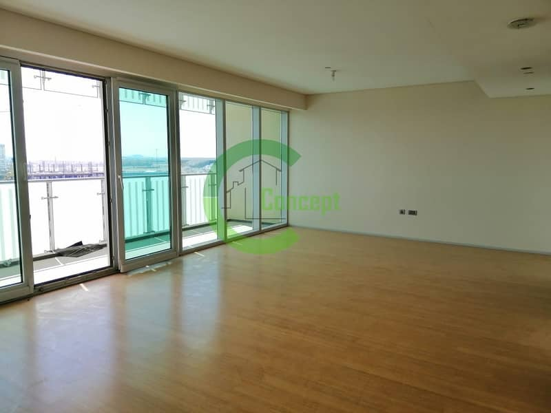 2 Modern living|  With spacious maid room and balcony.