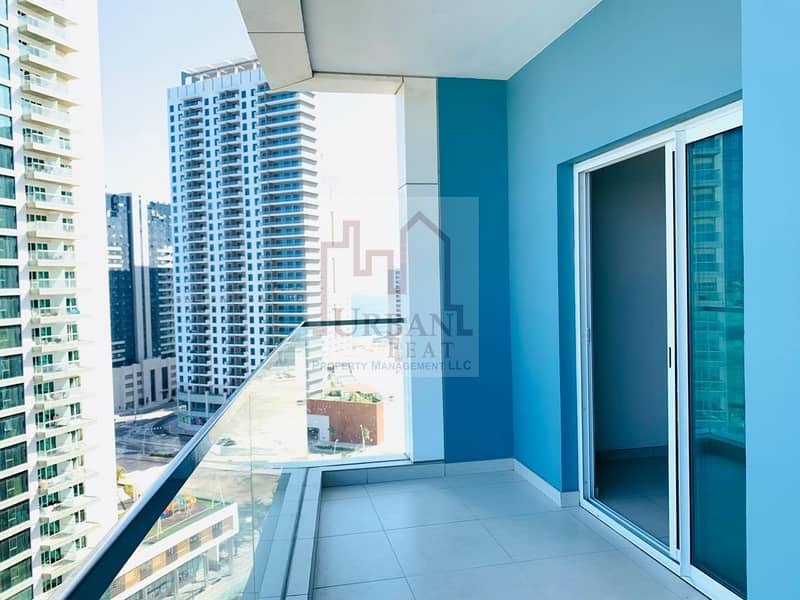 Move in! Stunning sea view 2BR
