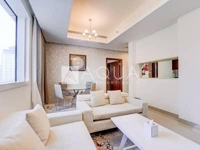 1 Bedroom Flat for Rent in Dubai Marina, Dubai - Chiller free   Furnished   Full Marina View