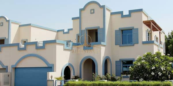 4 Bedroom Villa for Sale in Dubailand, Dubai - 4BR SEMI-DETACHED AEGAN STYLE VILLA