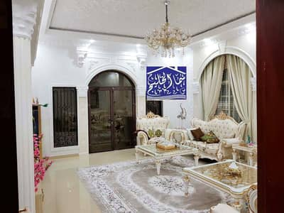 5 Bedroom Villa for Sale in Al Rawda, Ajman - super deluxe villa for sale near to sheik ammar road
