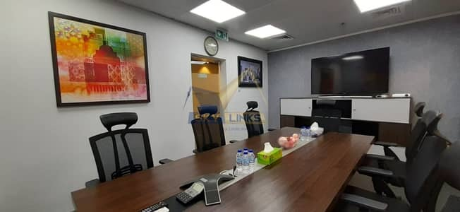 Fitted Office for Rent in Business Bay 40K only...