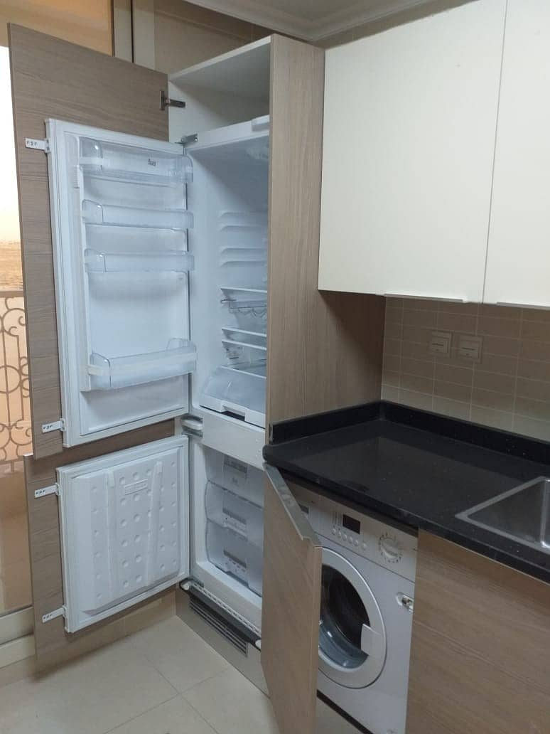 2 BEAUTIFUL BUILDING NEW 2 BED ROOM FOR RENT FULLY FACILITIES BUILDING IN PHASE 2 WARSAN 4
