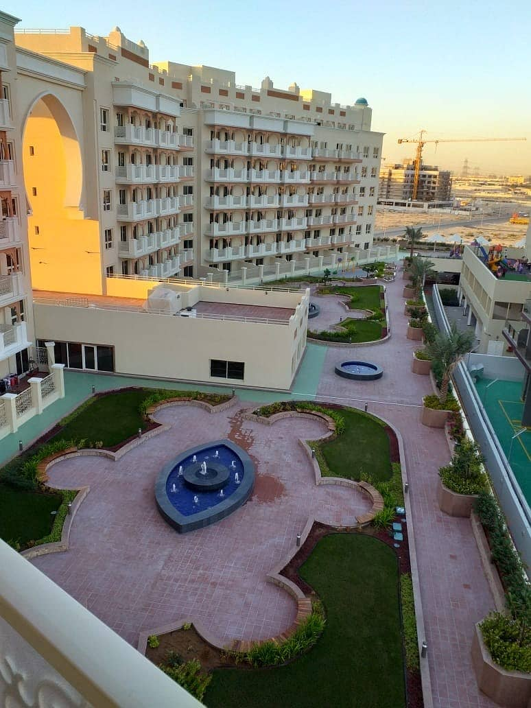 BEAUTIFUL BUILDING NEW 2 BED ROOM FOR RENT FULLY FACILITIES BUILDING IN PHASE 2 WARSAN 4