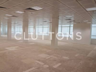 Semi fitted office for lease