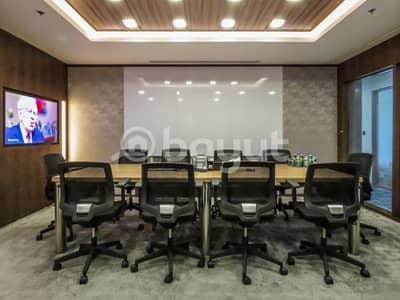 مکتب  للايجار في الخليج التجاري، دبي - Best Offer! Luxury Serviced Offices / Direct from Titleholder