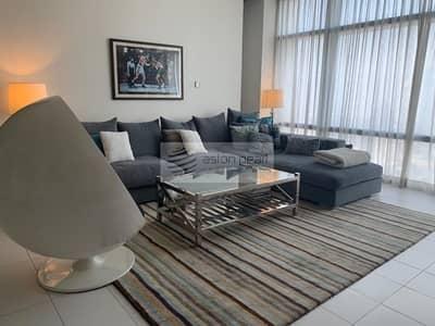 شقة 2 غرفة نوم للايجار في مركز دبي المالي العالمي، دبي - Amazing Burj View | On High Floor| Fully Furnished