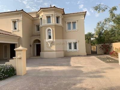 فیلا 4 غرف نوم للايجار في المرابع العربية، دبي - New | Huge 4 Bed | Type B1 | Vacant | Corner Villa