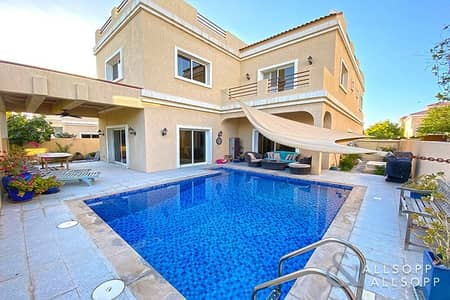 6 Beds Plus Maids | Private Pool | Vacant