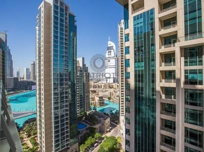 Amazing 1BR unit in Boulevard Central Tower