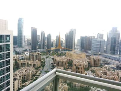2 Bedroom Flat for Sale in Downtown Dubai, Dubai - URGENT SALE | FURNISHED | HIGH FLOOR