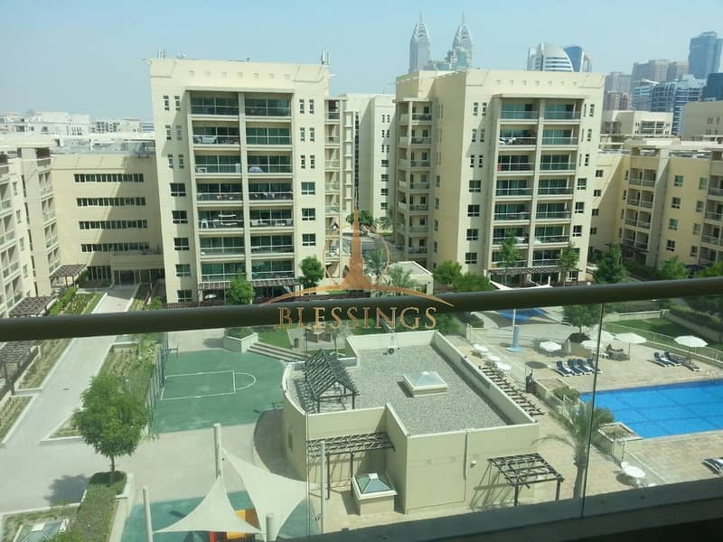 2 2BR+Study   Unfurnished   Rented