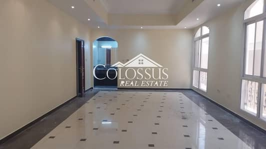 فیلا 6 غرف نوم للايجار في بين الجسرين، أبوظبي - Neat 6-BR with Easy Access
