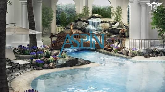 1 Bedroom Apartment for Sale in Arjan, Dubai - Luxurious 1 B/R in Vincitore Benessere  - Arjan