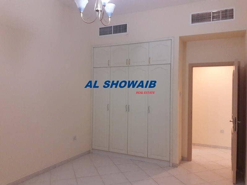2 Spacious 1 Bhk with Parking for family behind NMC hospital Al Nahda