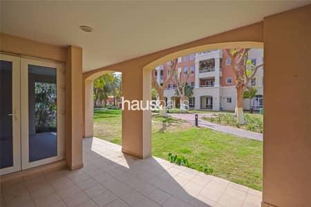 فلیٹ 3 غرف نوم للايجار في جرين كوميونيتي، دبي - Ground Floor   3 Bed + Maids   Garden East