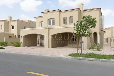 تاون هاوس 3 غرف نوم للبيع في سيرينا، دبي - Brand New | Single Row Type A | Handover This Month