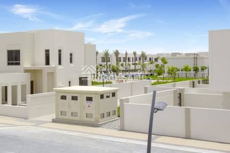 4 Bedroom Townhouse for Sale in Town Square, Dubai - Peaceful Community | Near Pool N Park