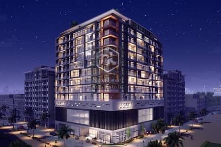 فلیٹ 2 غرفة نوم للبيع في قرية جميرا الدائرية، دبي - Lucky 1 Residence radiates with style and dignity.