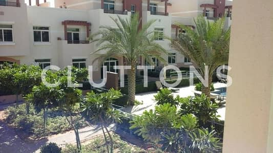 One bedroom apartment in Sabil for only 585k - no balcony
