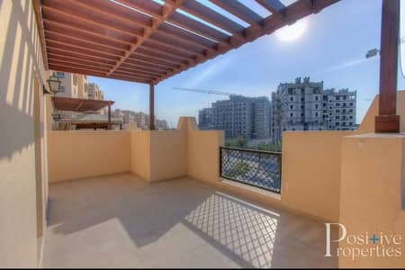 1 Bedroom Apartment for Sale in Remraam, Dubai - Inner circle | Terrace and Balcony | Best Price