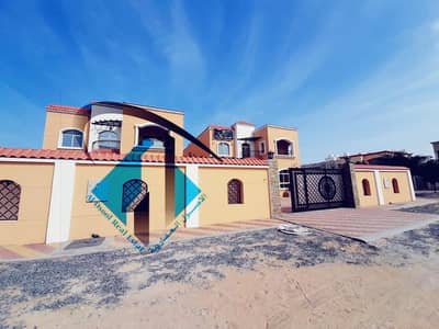 5 Bedroom Villa for Sale in Al Rawda, Ajman - Modern house of the most luxurious villas in Ajman Emirate owns your freedom