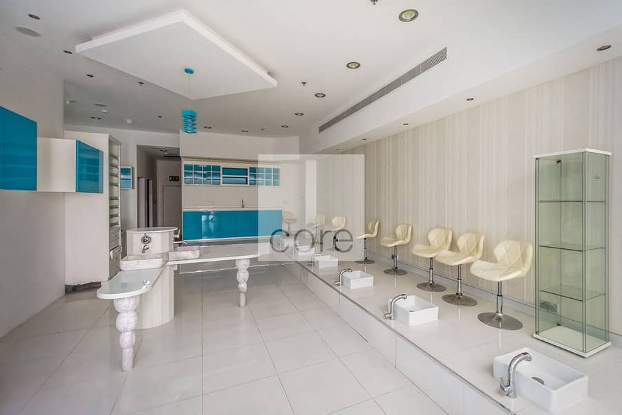 2 Fitted Retail Space | Former Salon
