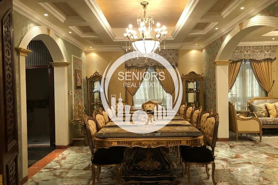 2 Elegant 6 Bedroom Villa for Sale in MBZ!