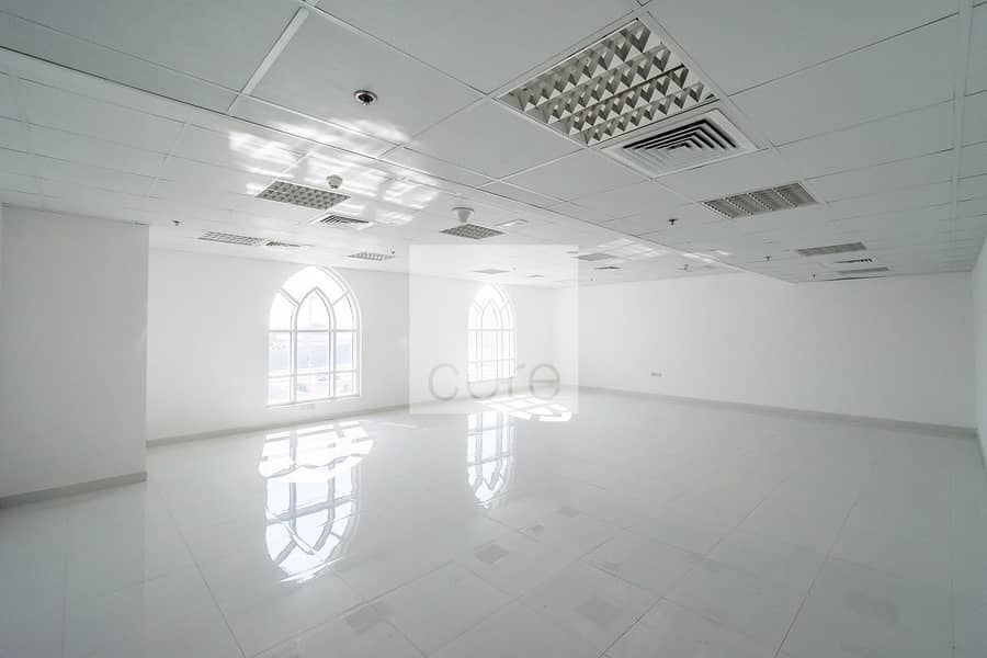 Fitted Office | Low Floor | Close to Metro