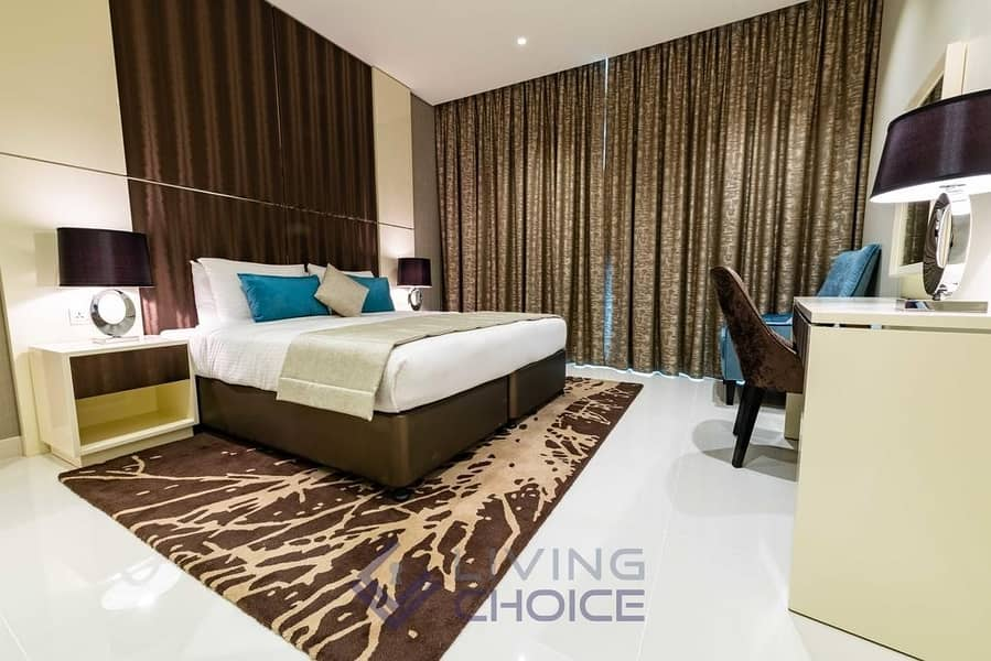 Luxurious Finishings | 1 BHK | Canal View