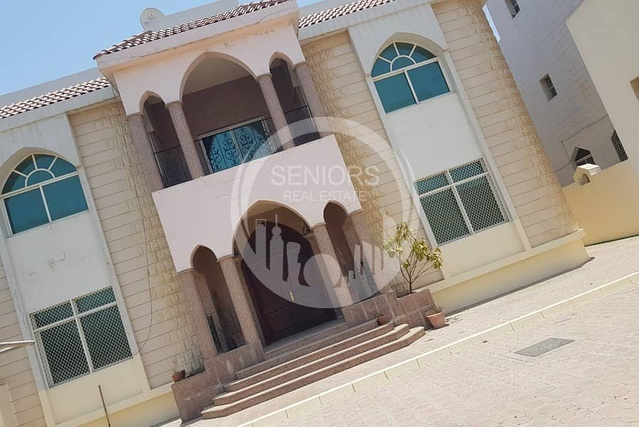 Lovely 7 Bedroom Villa in Al Maqtaa Area