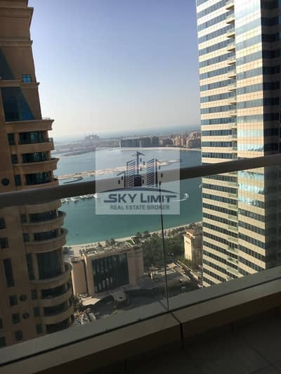فلیٹ 2 غرفة نوم للبيع في دبي مارينا، دبي -  1736 sqft