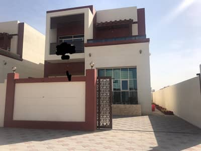 5 Bedroom Villa for Sale in Al Rawda, Ajman - Villa with the latest specifications and finishing, freehold for all nationalities