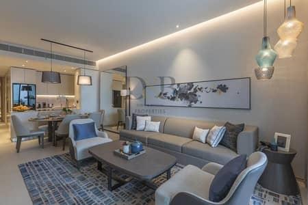 شقة 2 غرفة نوم للبيع في جميرا بيتش ريزيدنس، دبي - REAL AD- FULL SEA + PALM VIEW- SHOW APT READY TO VIEW