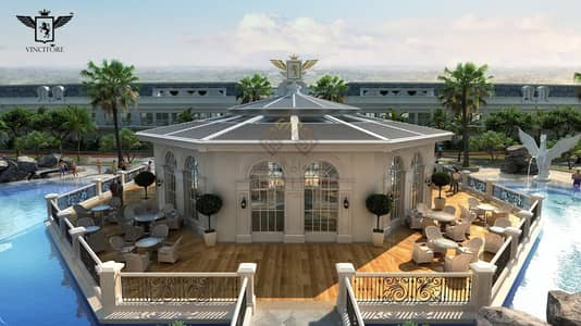 Studio for Sale in Arjan, Dubai - GUARANTEED 8% NET ROI FOR 5 YEARS  l  BRAND NEW STUDIO IN ARJAN