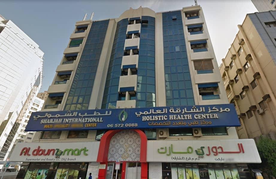 Spacious 3BHK near ENBD in Al Qassimia Sharjah