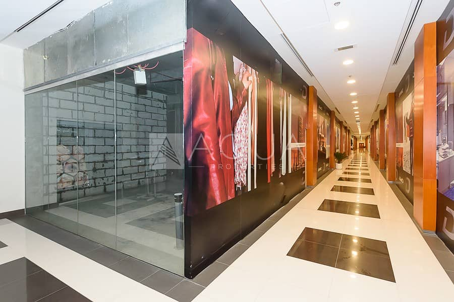 Shell and Core Retail Space | Park Tower A DIFC