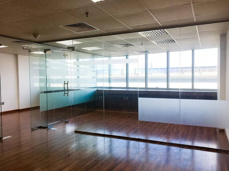 Office for Rent in Al Barsha 1 - Limited Time Offer
