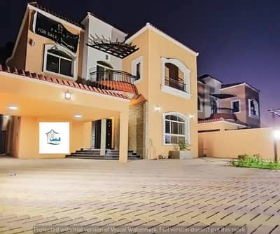 The best locations of Al-Muwaihat. A wonderful corner villa. Excellent location. The second piece of the main street. Super Deluxe