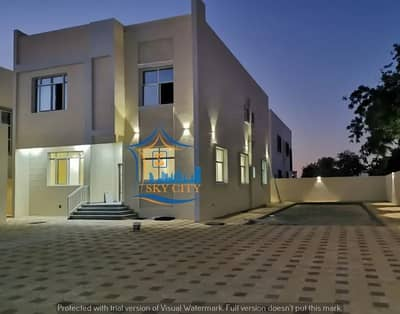 For owners of luxury exclusively for citizens luxury villa complex finishing a large area Mushairif _ villas on Jarr Street near