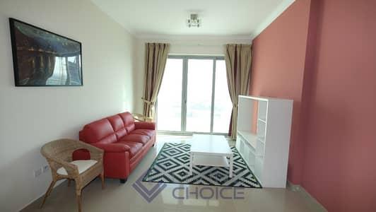 فلیٹ 1 غرفة نوم للايجار في الخليج التجاري، دبي - Fully Furnished 1BR   4 cheques   Canal View