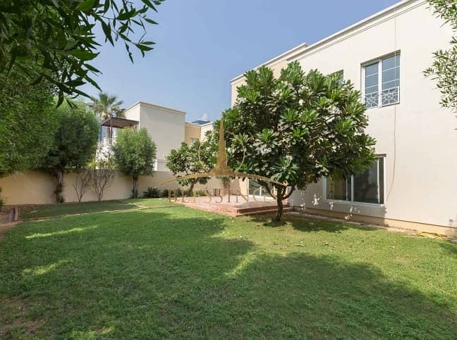 10 4BR+M Villa | Vacant | Unfurnished