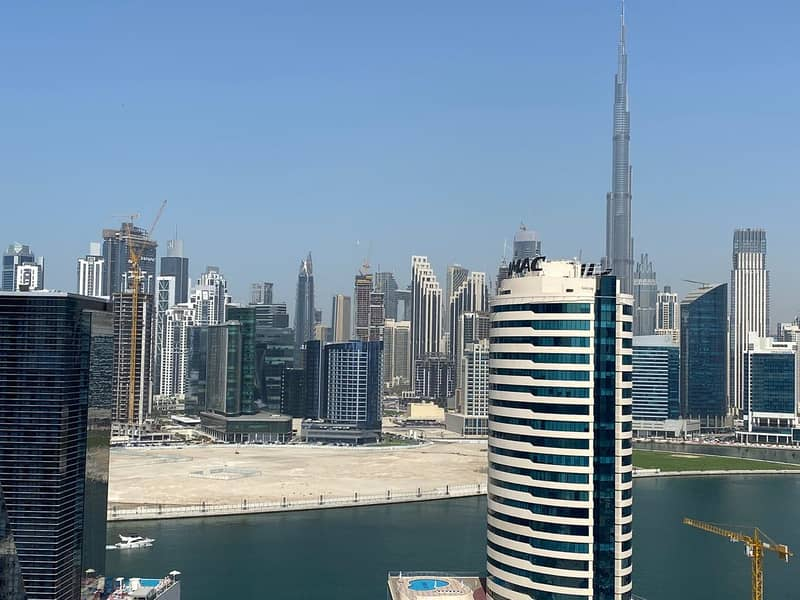 2 Canal&Burj View | Limited Offer Price