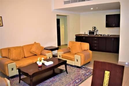 2 Bedroom Flat for Rent in Al Rashidiya, Ajman - SERVICED 2BHK FOR RENT! NO COMMISSION!