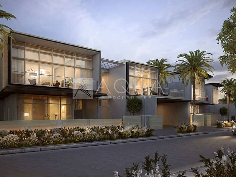 10 6 Bed Villa in Golf Place | 3 Years Post Handover