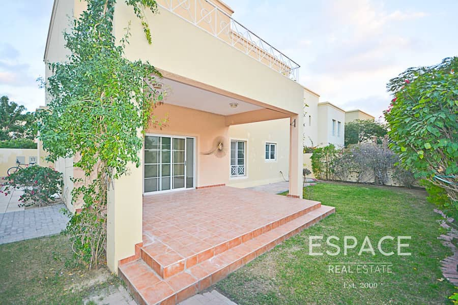 Corner Plot | Close to Park and Pool | Well Kept