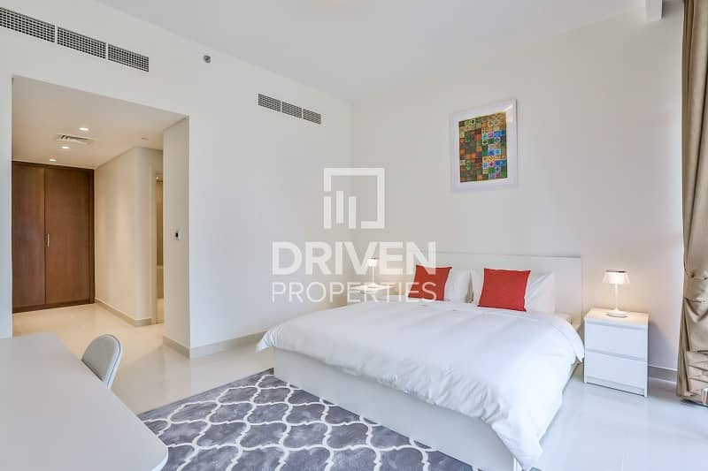14 Elegant and Furnished 2 Bedroom Apartment