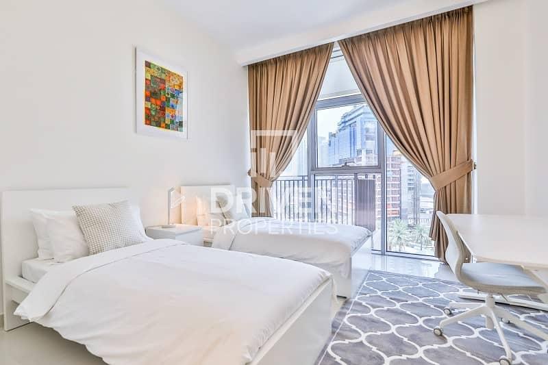 Elegant and Furnished 2 Bedroom Apartment